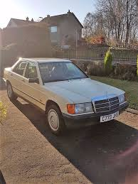mercedes classic car mercedes benz 190 manual 5 spd classic car in a classic cream