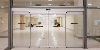 Interior Glass Sliding Doors Commercial Sliding Doors Industrial Glass Entry Doors Assa Abloy