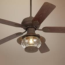 Country Style Ceiling Fans With Lights 52 Casa Vieja Rustic Indoor Outdoor Ceiling Fan