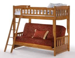 Wood Futon Bunk Bed Plans by Bunk Bed Futon Combo Roselawnlutheran