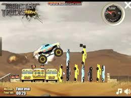 miniclip monster truck nitro 2 level 1 baby steps monster trucks nitro miniclip youtube