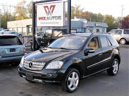 mercedes m class lease mercedes with 6 cylinders stratford ct wiz leasing inc