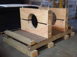 shipping methods custom wooden crates crate tech