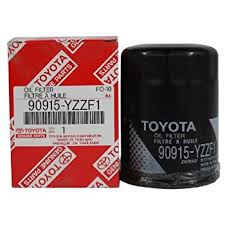 toyota part amazon com toyota genuine parts 04152yzza6 replaceable filter