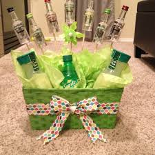 Liquor Baskets 60 Best Gift Baskets Images On Pinterest Gifts Candies And