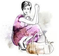 vintage fashion and street art by mr qui partfaliaz