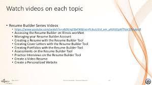 Resume Builder Tool Letter And Portfolio Builder Tools
