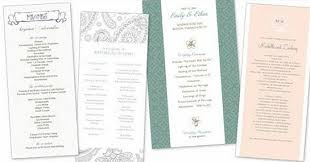 wedding program cover wedding program covers