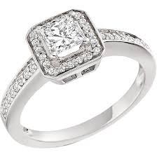 inele logodna aur alb inel de logodna solitaire cu diamante mici pe lateral dama aur alb