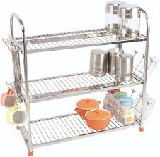 amol stainless steel kitchen rack price in india buy amol