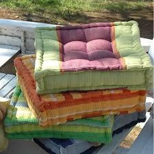 cuscini a materasso cuscini per esterno foto 2 40 design mag