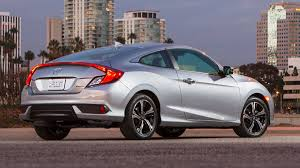 cars honda 2016 2016 honda civic coupe review with price horsepower and photo gallery