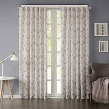 Grey Linen Curtains Buy Grey Linen Curtains From Bed Bath Beyond