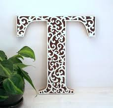 wooden letters home decor decorations decor letters metal custom wooden letters pink