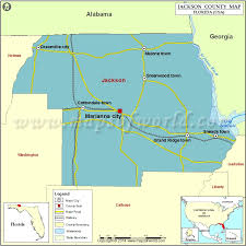 map of jackson county florida maps map of jackson county florida with collection of maps