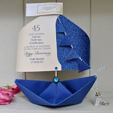 45 wedding anniversary 9 beautiful 45th wedding anniversary gift ideas styles at