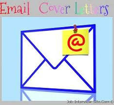 email cover letter examples of email cover letters for resumes
