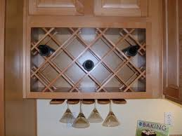Diy Wood Wine Rack Plans by Under The Cabinet Wine Rack U2013 Abce Us