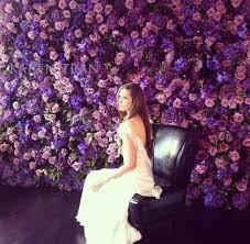 wedding backdrop flower wall the 2015 wedding trend 22 flower wall backdrops ideas