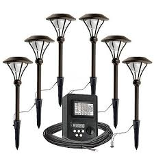 hton bay malibu lights unique 20 ideas for outdoor landscape lighting kits landscape