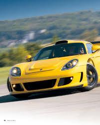 gemballa mirage 911 gemballa porsche cars history
