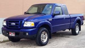 07 ford ranger specs 2006 ford ranger specs and photots rage garage