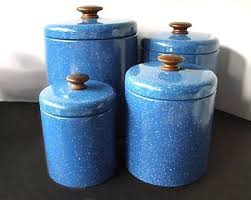 blue kitchen canister set 163 best kitchen canisters images on kitchen canisters