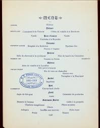comparing nine vintage restaurant menus to their 2015 counterparts