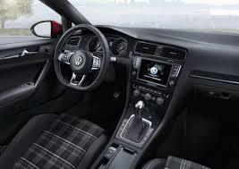 Mkv Gti Interior Vw Gtd Golf Gti Diesel Confirmed For Us Model Year 2015 1 Year