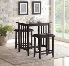 Expandable Bistro Table Engaging Furniture Charming Image Bar Stool And Table Set Type