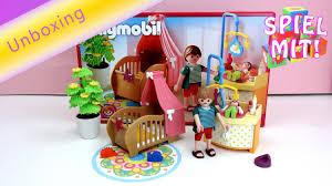 playmobil babyzimmer playmobil zauberhaftes babyzimmer kinderspielzeug 5334 unboxing
