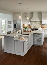 american woodmark kitchen cabinets durable cabinets three smart collections