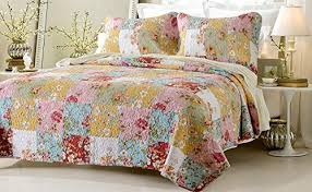 Twin Xl Quilts Coverlets Twin Xl Quilt Sets Amazon Com