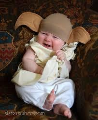 baby dobby house elf harry potter costume elves