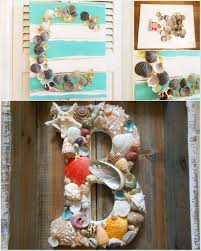 10 seashell crafts that will bring beachy feel to your home