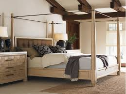 Bed Canopy Frame Modern King Beds Design