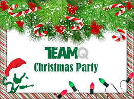 christmas party christmas party 2016 team q teamq