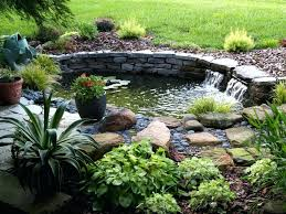 Small Landscape Garden Ideas Small Landscape Pond Ideas Photo Pond Garden Ideas Small Backyard