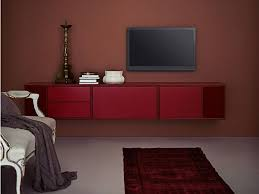 Wall Mount Besta Tv Bench 20 Ways To Incorporate Wall Mounted Tvs And Shelves Into Your Decor