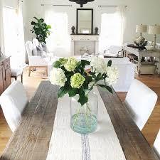 dining room table arrangements astounding best 25 dining room table decor ideas on pinterest hall
