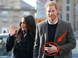 prince harry meghan prince harry may not wear a ring when he marries meghan markle