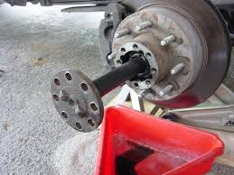 Exle Of A Credit Report by Detailed Directions For Changing A Rear Axle Seal With Photos