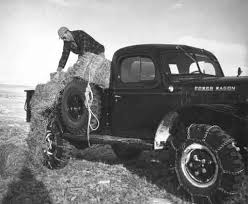 Hay In The Middle Of The Barn Song The Notorious Blizzard Of 1949 Wyohistory Org