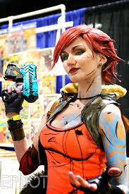 borderlands halloween costume epbot tampa bay comic con 2014 pt 1