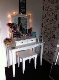 Small Mirrored Vanity Bedroom Creatively Hide Bedroom Storage With Nice Makeup Vanity