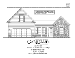 Federal Home Plans Providence Ii House Plan House Plans By Garrell Associates Inc