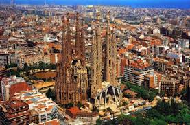 barcelona city view barcelona spain fourth most visited city in europe found the world