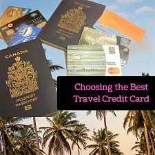 best credit card for travel images How to choose the best travel credit card giveaway baby and life png