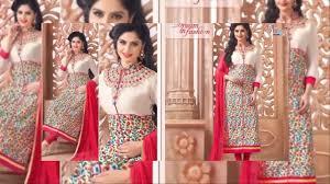 designer georgette pakistani suits latest collection salwar suits