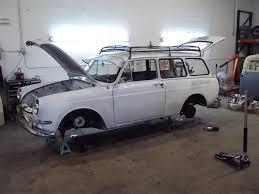 volkswagen squareback custom 1966 vw squareback yaril u0027s customs